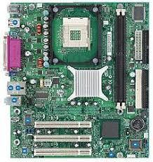 intel celeron motherboard