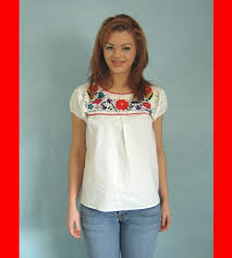 mexican peasant tops