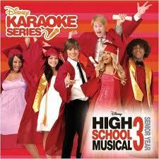 cd de high school musical 3