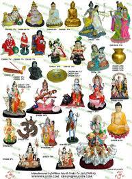 hindu murtis