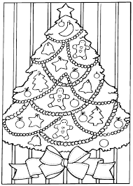 free christmas coloring books