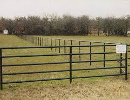 pipe fences