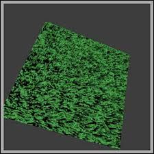 grass rendering