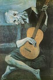 pablo picasso guitarist