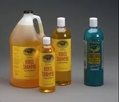 horses shampoo
