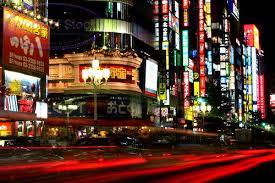 night life in japan