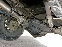 14 bolt rear axle