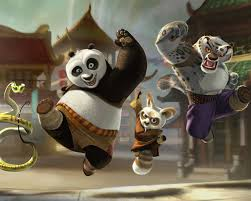 panda kung fu movie