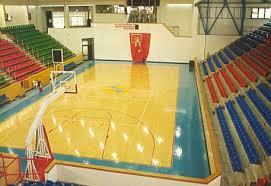 basketball wood