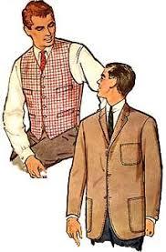 1950 mens fashion
