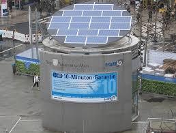 recharging stations