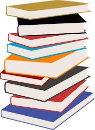 clip art of books