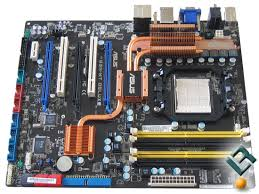 asus motherboard layout