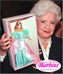 first barbie