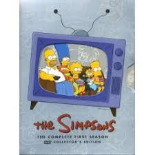 simpsons first season