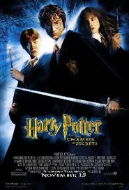 harry potter 2 poster
