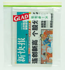 glad sandwich bag