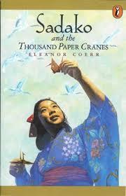 sadako and the 1000 cranes