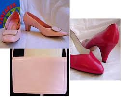 60s fashion shoes