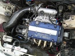 94 civic engine