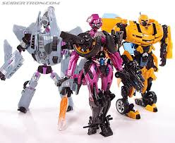 transformers deluxe toys