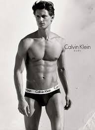 calvin klein male model