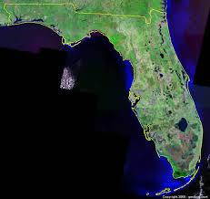 map of florida rivers