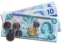 dolar canadense