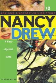 nancy drew a race against time