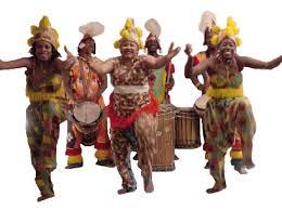 african drum dance