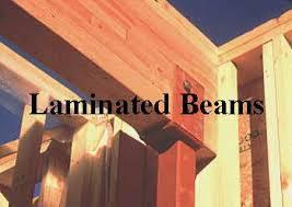 laminated beam