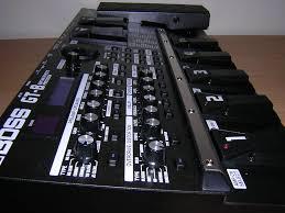 electric guitar processor