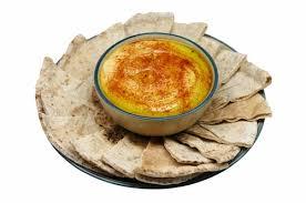 Hummus and Jalepenos?