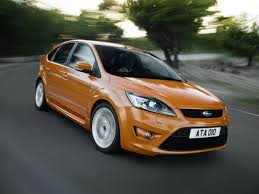 new ford focus st3