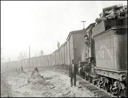 boxcar trains