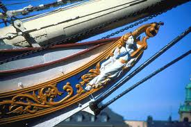 figurehead ship