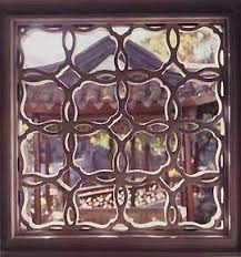 lattice windows
