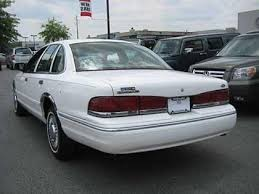 96 ford crown victoria