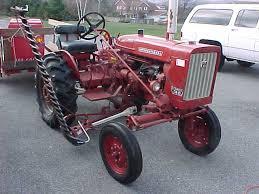 international 140 tractor
