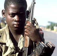 child soldiers uganda