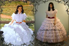 gone with the wind gowns