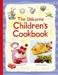 children cooking book