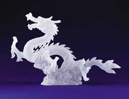 chinese dragon sculptures