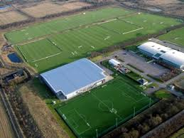 football training ground