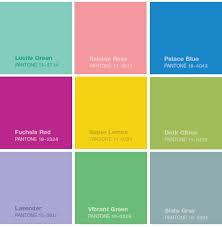 color forecast 2009