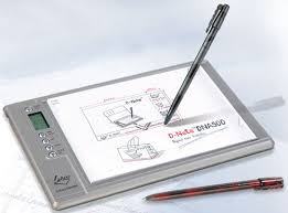computer note pad
