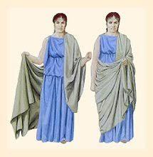ancient rome tunics