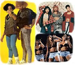girls hip hop fashion
