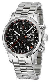 fortis b 42 pilot professional chronograph