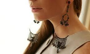 long earring